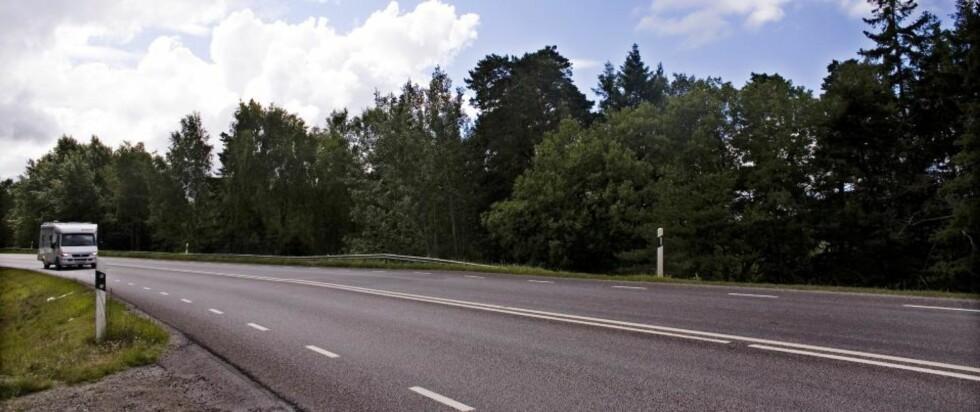 MIDTDELERE KAN REDDE LIV: Hver tredje som døde i trafikken i 2008, mistet livet i møteulykker. Dette kan forhindres ved å utplassere midtdelere på de ulykkesutsatte veistrekningene.  Arkivfoto: SCANPIX