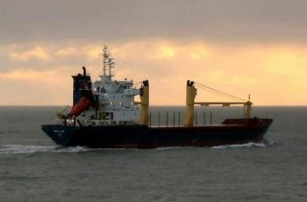 ARCTIC SEA forsvant sporløst i midten av august. Foto: REUTERS/Scanpix