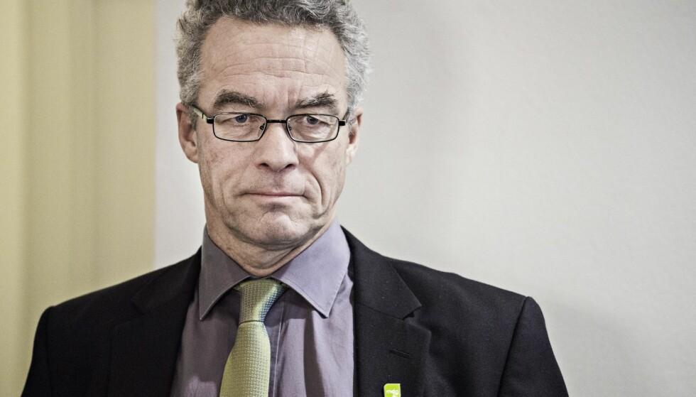 GIR SAMARBEIDSPARTIENE BUDSJETT-SLAKT: - Det er fryktelig synd at alt snakket fra regjeringa og støttepartier om grønt skifte ender i et sånt pjuskete kaos, sier Hansson til Dagbladet. Foto: Heiko Junge/NTB Scanpix