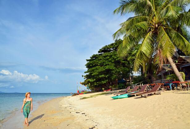 POPULÆRT REISEMÅL: Koh Samui er Thailands mest luksuriøse øy. Foto: Mari Bareksten /Magasinet Reiselyst