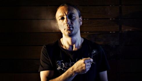 POSITIVT: Mayhems bassist Jørn Stubberud synes det er positivt at bandet er med i Metallicas nye musikkvideo. Foto: Raul Ruz/Dagbladet