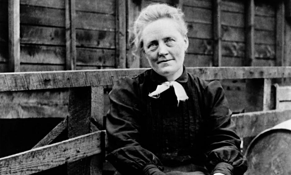 Mother Foss:  Hærlandsjenta Thea  Christiansen (seinere Foss) ble en  respektert forretningsgründer og et midtpunkt i det norske miljøet  i Tacoma, Washington.