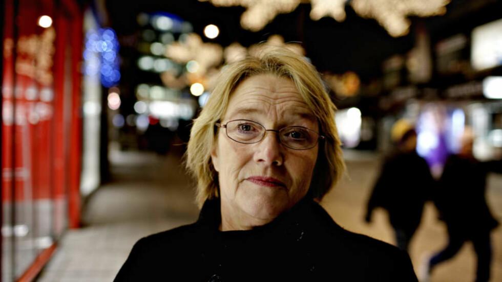 VIL SPERRE VERSTINGENE INNE: Karin Ståhl Woldseth (Frp) vil ha forvaringsanstalter for de tyngste, kriminelle barnevernsbarna. Foto: Lars Eivind Bones