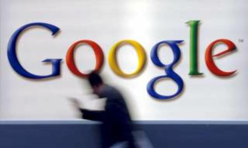 ÅRETS OPERATIVSYSTEM: Google vil gjøre nettleseren Chrome til det nye Windows. Foto: SCANPIX
