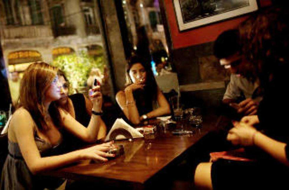 TRENDY BY: Lonely Planet har plukket ut de ti heteste storbyene i det kommende år. Beirut er en av dem.Foto: Torbjørn Grønning