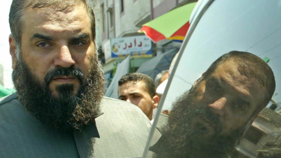 <strong>DREPT:</strong> Nizar Rayan skal ha mistet livet i dag. FOTO: REUTERS/Mohammed Salem/SCANPIX