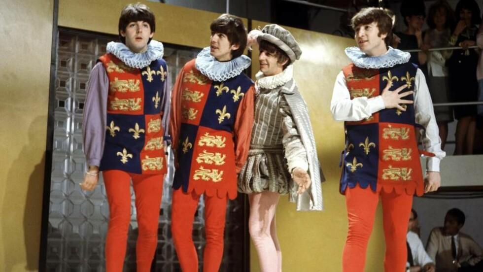DAGLIG DOSE BEATLES: Programmet «Vår daglige Beatles» skulle gjøres tilgjengelig via podkast på NRK, en nyhet som vakte enorm oppsikt. Nå viser det seg å være for godt til å være sant.