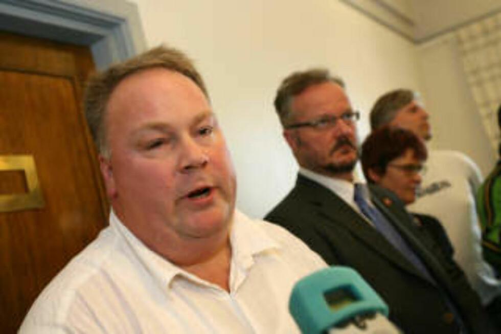 - GODT FORSLAG: Det mener Bård Folke Fredriksen, leder for Oslo Høyres bystyregruppe. FOTO: SCANPIX