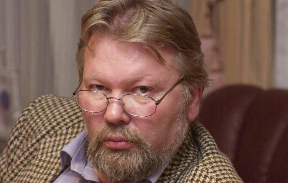 ANMELDER ISRAEL: Advokat Geir Høin sier norske jurister vil anmelde Israel for krigsforbrytelser på Gaza. Det åpner også den nye krigsforbryterlovgivningen i Norge for.  Foto: Erlend Aas / SCANPIX