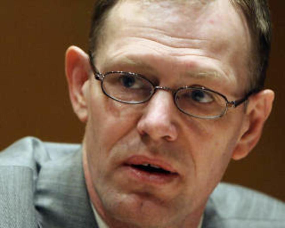 BER OM NULL: YS-leder Tore Eugen Kvalheim har tatt til ordet for et nulloppgjør i årets oppgjør. Foto: SCANPIX