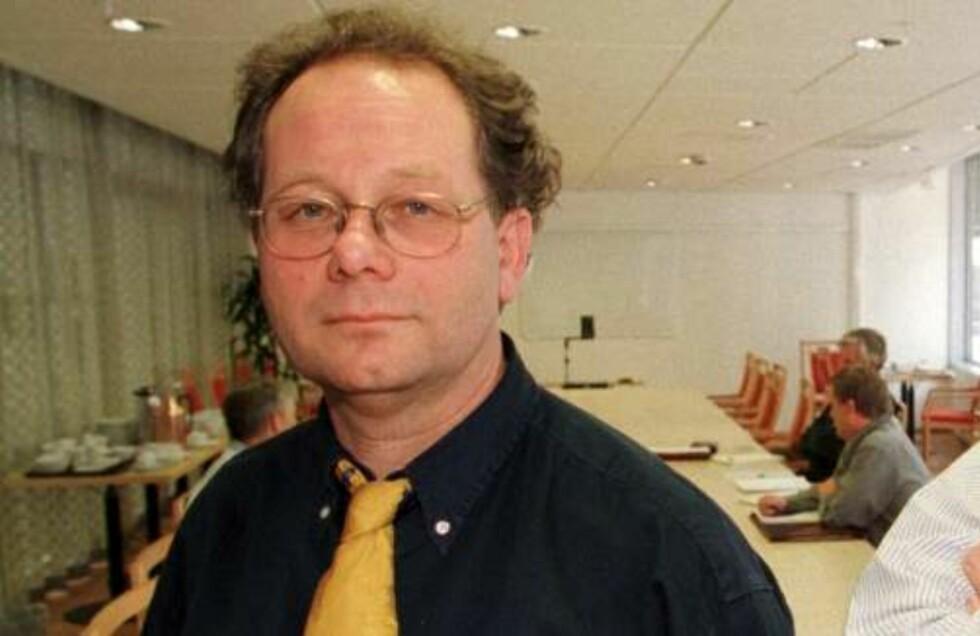 - MÅ GI VEKST: - Jeg mener fremdeles at lønnsoppgjøret må gi en reallønnsvekst, sier forbundsleder Hans O. Felix til Dagbladet.no. Foto: SCANPIX