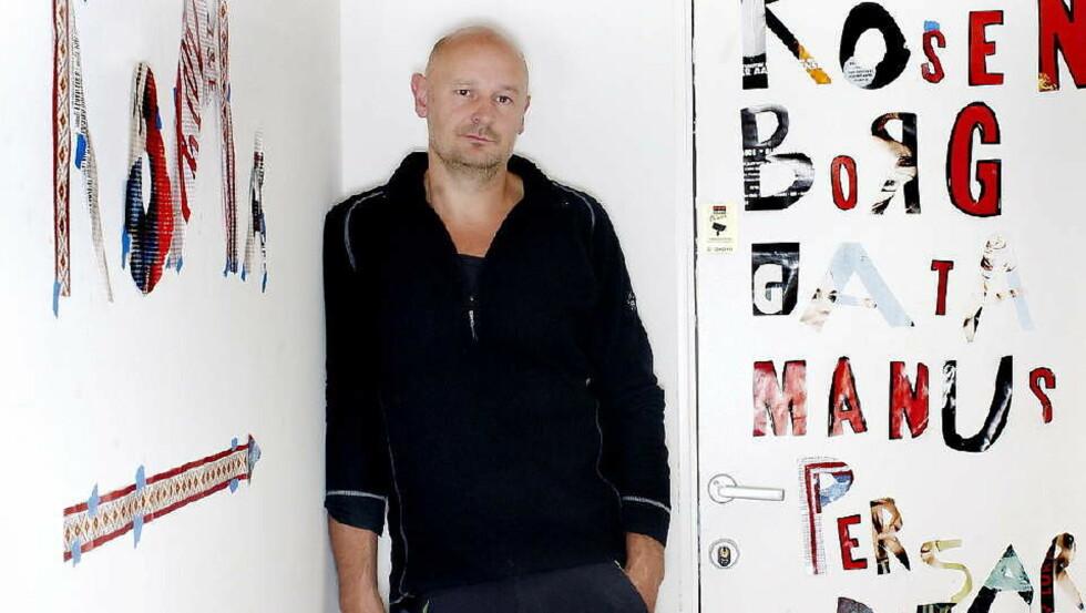 FURUBORD? Ari Behn kommer med sterk kritikk av Erlend Loe (bildet) i dette innlegget. Foto: AGNETE BRUN