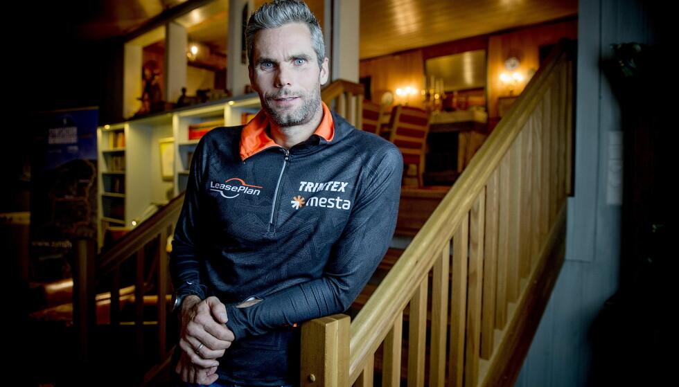 VIL HA DEBATT: Thomas Alsgaard  er usikker på om Norges Skiforbund er på den riktige etiske siden. Foto: Bjørn Langsem / Dagbladet