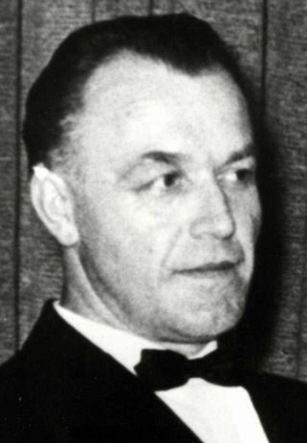 <strong>KRIGSFORBRYTER:</strong> Aribert Heim var lege på konsentrasjonsleiren Mathausen under andre verdenskrig og ettersøkt for krigsforbrytelser. Foto: Scanpix