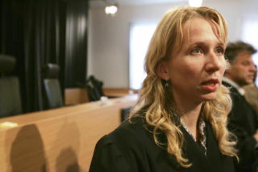 TAUS: Statssekretær Astri Aas-Hansen FOTO: Erlend Aas / SCANPIX