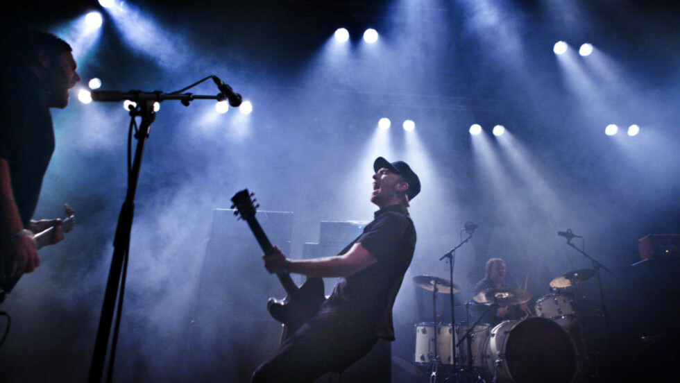 I STØTET: Skambankt. Foto: Foto : Sigurd Fandango/Dagbladet