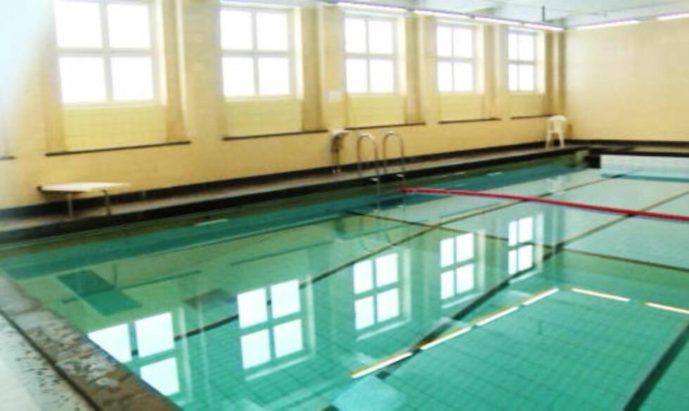 KJØNNSDELT: Her har guttene og jentene ved Møllergata skole svømmeundervisning hver for seg hver 14.dag. Foto: ØISTEIN NORUM MONSEN