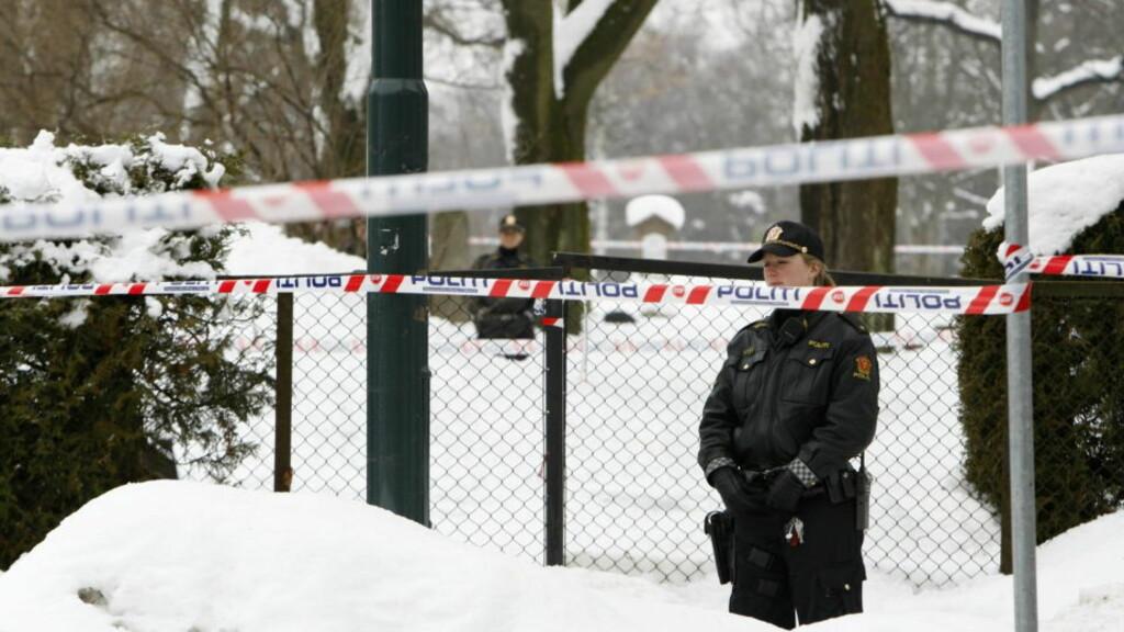 - TRUET MED Å SKYTE POLITIET: Mannen skal ha ringt inn trusler mot oslopolitiet like i forkant. Foto: SCANPIX