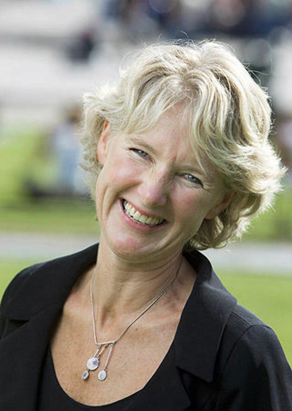 STILLER FORTSATT KRAV: Informasjonssjef Marianne Røiseland i TV 2 tror ikke kanalens troverdighet er svekket av PFUs uttalelse. Foto: TV 2