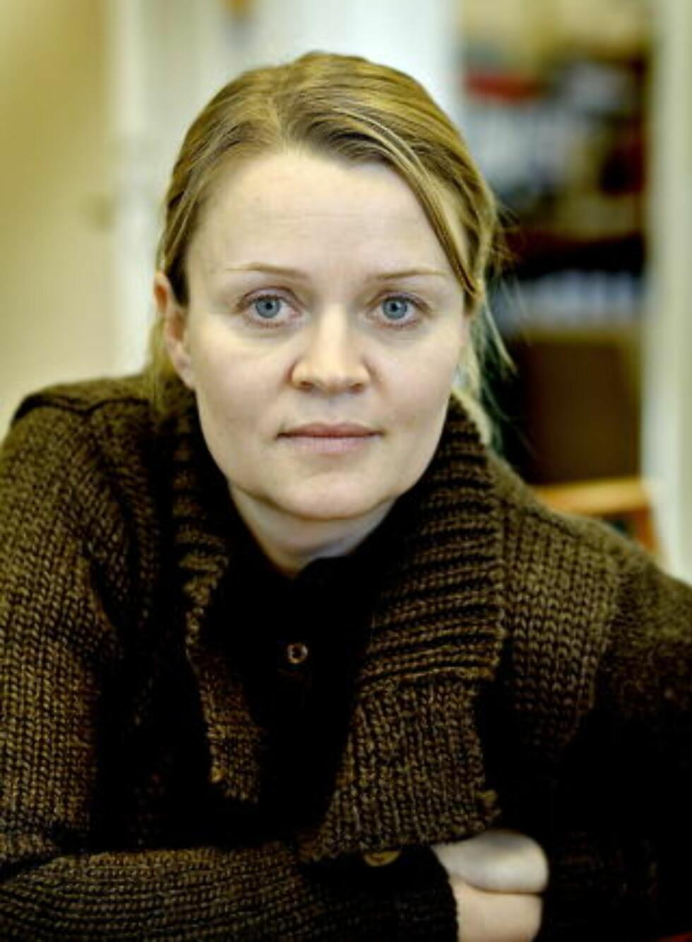 GÅR TIL SAK MOT TELENOR: Marthe Thorsby og IFPI.