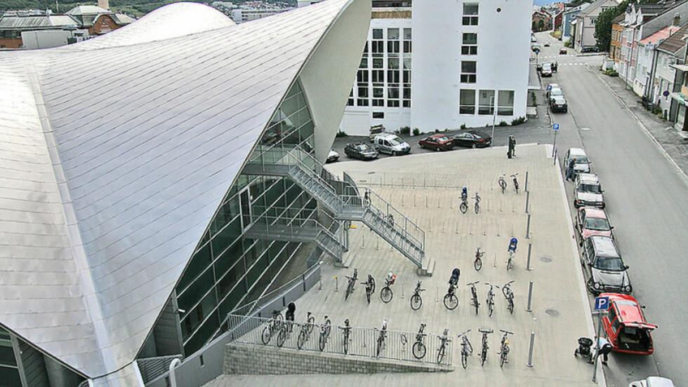 VINNEREN: Tromsø folkebibliotek.