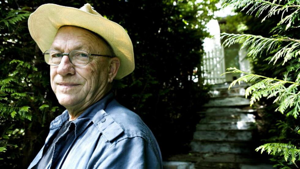 RASENDE: Gert Nygårdshaug synes beskyldningene om juks er uhørte. Han mener han selv og Torgrim Eggen er de ærligste matanmelderne i Norge. FOTO: NINA HANSEN