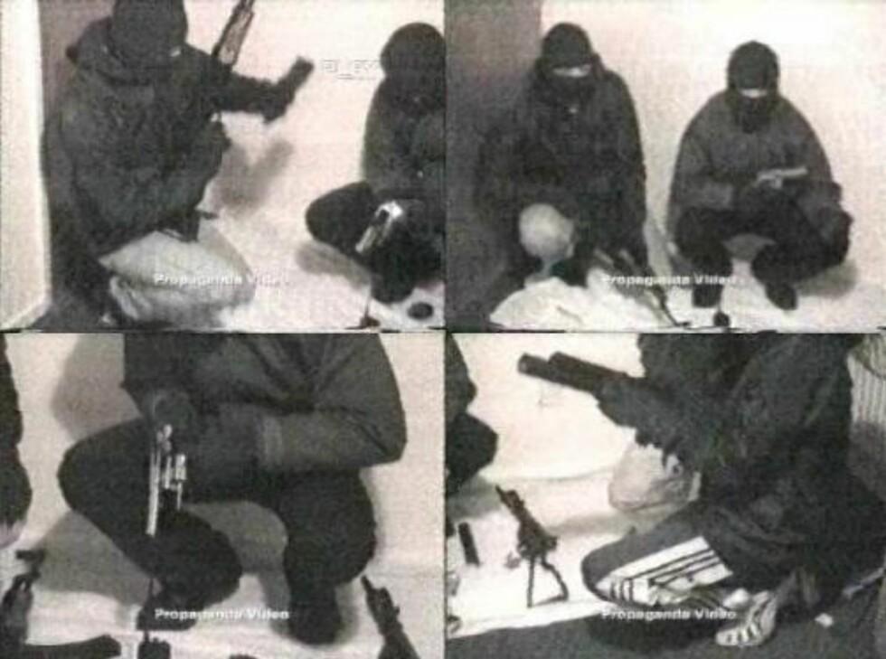 CIRA: Bilde av CIRA-medlemmer fra en skrytevideo som gruppa la ut på nettet. Foto: WIKIMEDIA COMMONS