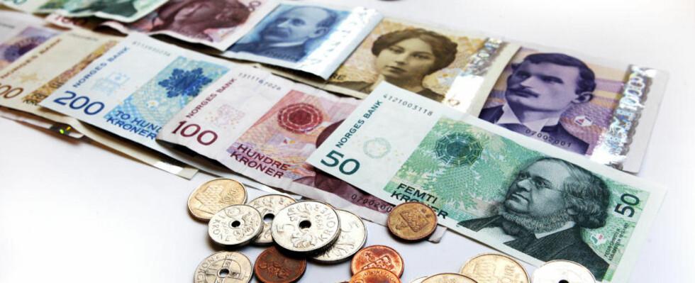 HARD VALUTA: Hvilken lærdom skal man ta av finanskrisa når det gjelder spørsmålet om valutasamarbeid? Nei til EU mener vi klarer oss best uten euro. Foto: SCANPIX