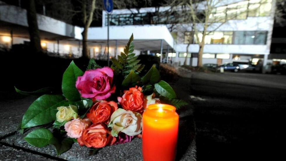 VIL VÆRE FORBEREDT: Oslo-skolene øker beredskapen etter massakren på skolen Albertville i Tyskland i går.Foto: EPA/BERND WEISSBROD/SCANPIX