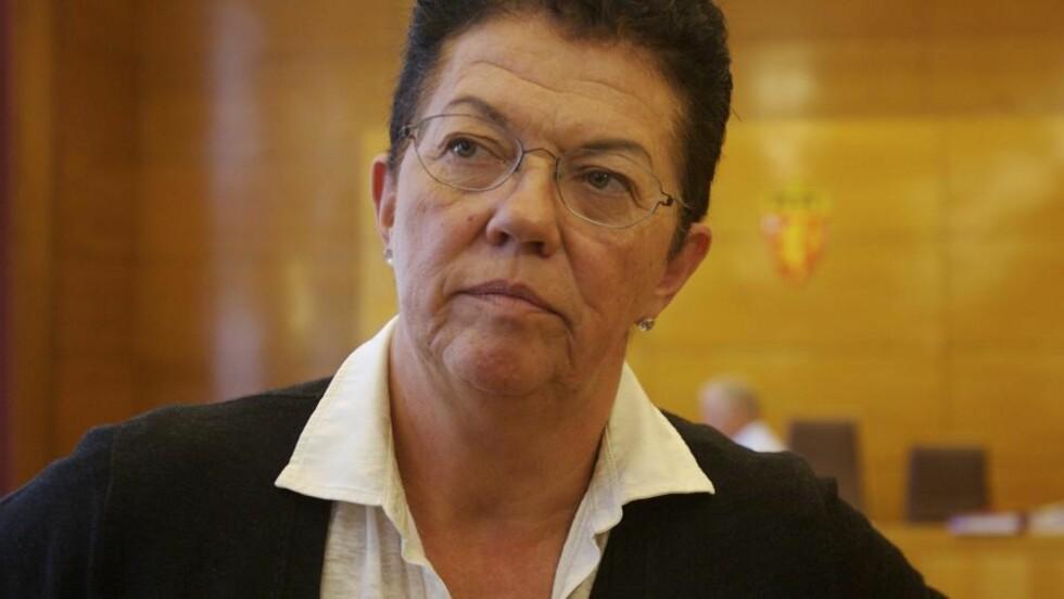 ADVOKAT:  Påstandene er fullstendig udokumentert, sier Ellen Holager Andenæs.