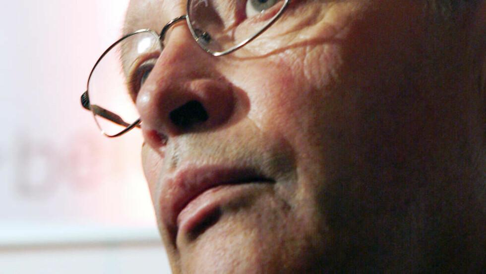 ADVARTE: Martin Kolbergs utspill skaper ikke reaksjoner i SV. Alle foto: Scanpix