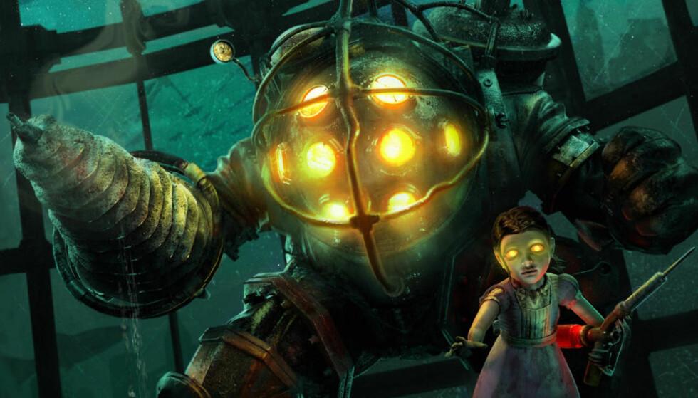 Tunge løft i «Bioshock 2»
