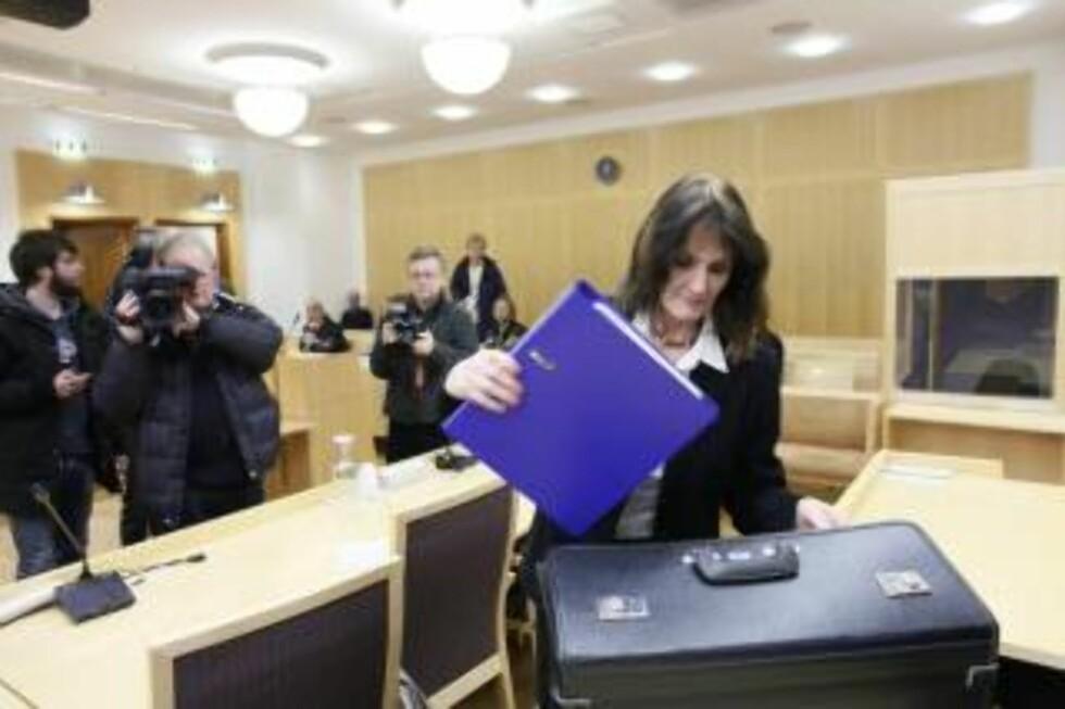 Politiadvokat Susie Berglund. Foto: BJØRN LANGSEM
