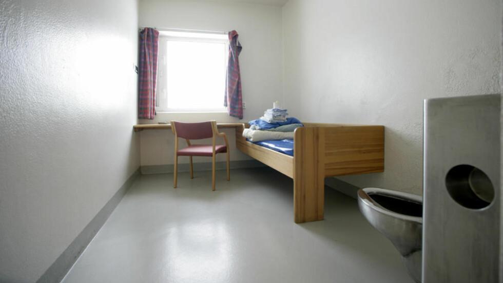 PORNO PÅ CELLA: Fangene på Ila fengsel skal få lov til å ha lovlig pornografi på cellen. Foto: Berit Roald / SCANPIX .