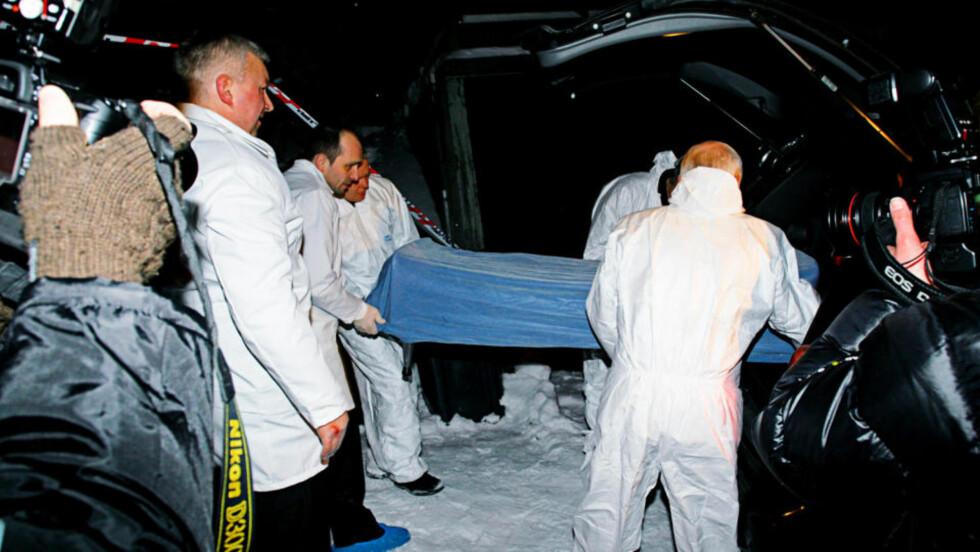 TRE DREPT: De tre ofrene for trippeldrapsmannen skal obduseres i morgen. Foto: MARIUS FISKUM