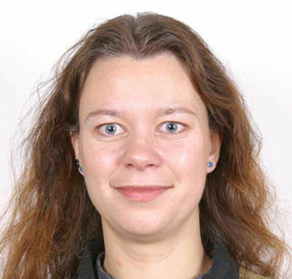 DREPT: Linda Anett Hansen (35).