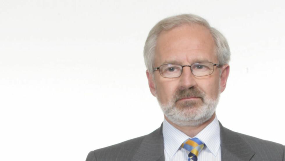 - MÅ AVKLARE: Venstres Gunnar Kvassheim sier SV må bestemme seg for hva de mener om et olje- og miljøverndepartement. Foto: Regjeringen.no