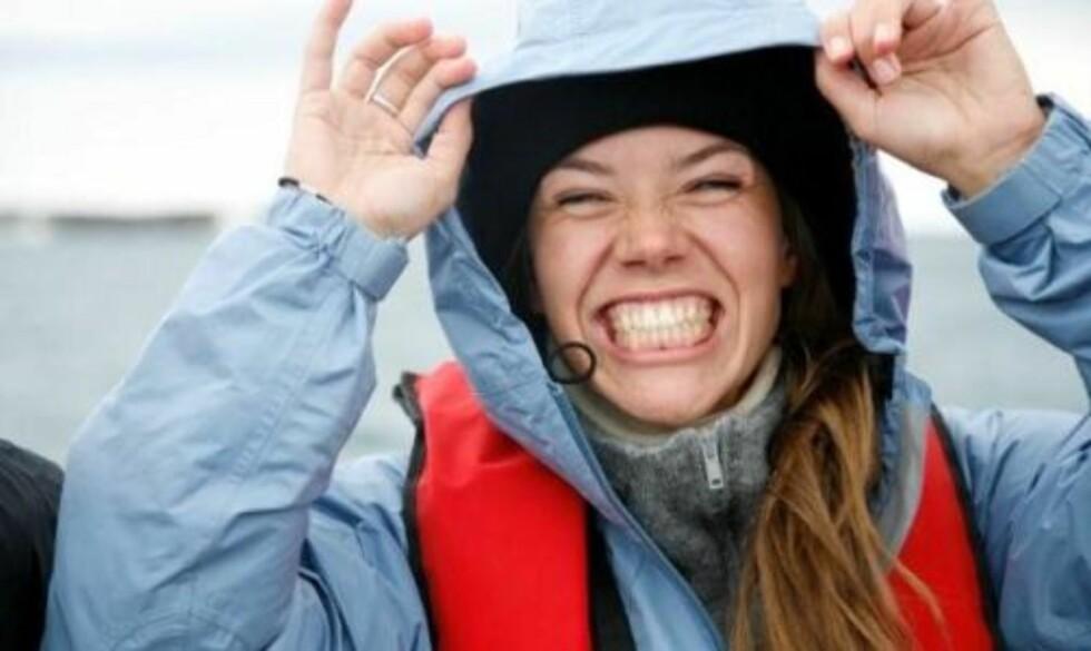 BLOGGER: Maria Waag (20).