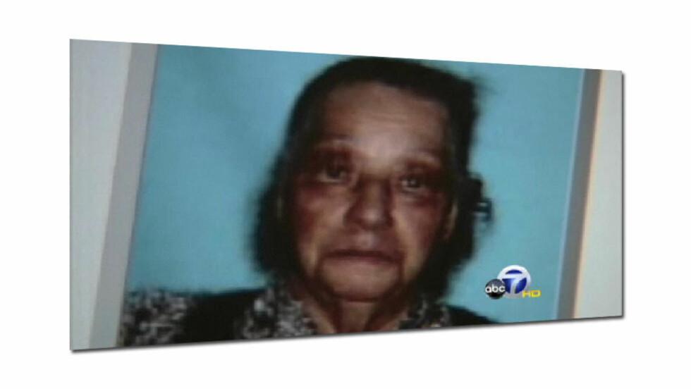 SAVNET I 7 ÅR: Eunice Workman ble funnet i sitt eget hjem etter å ha vært savnet i syv år. (FOTO: ABC7)