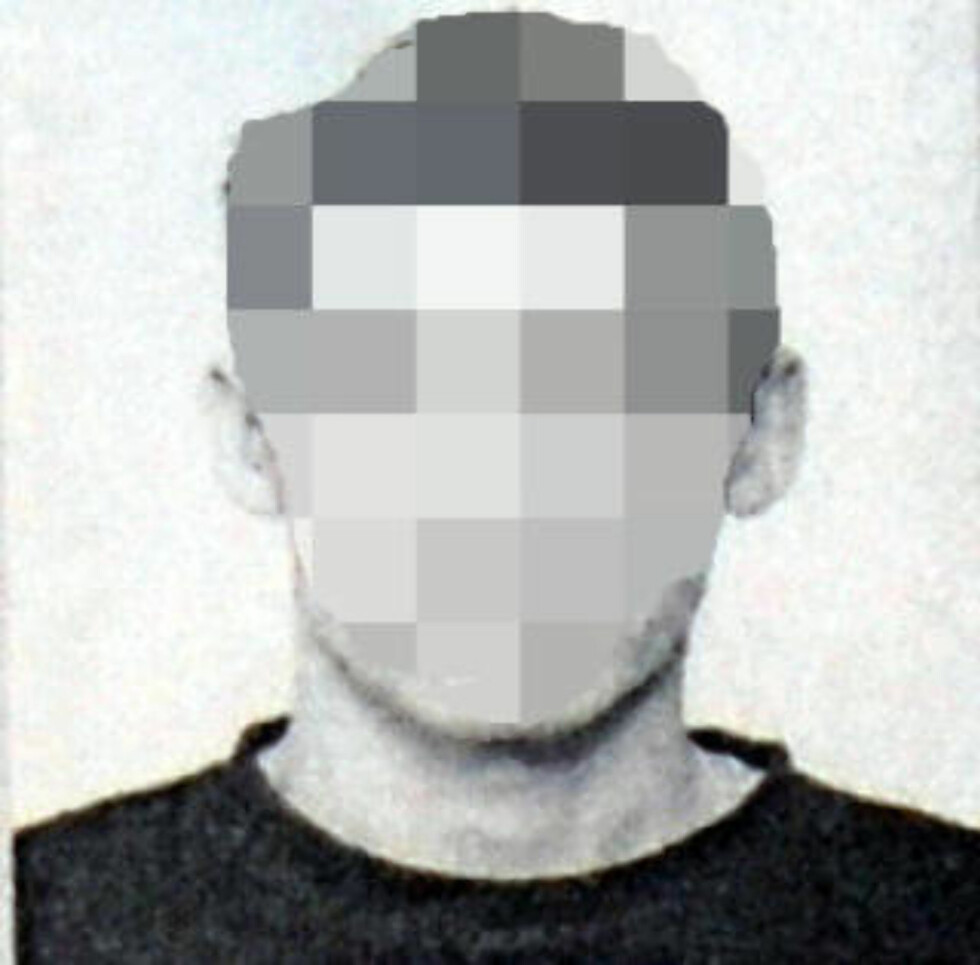 DRAPSSIKTET: Den 26 år gamle mannen er svært godt kjent for politiet.