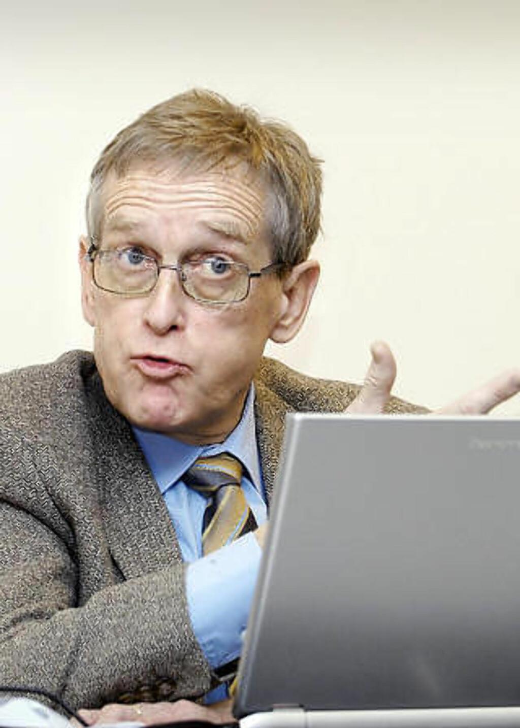 BEKYMRET: Helsetilsynets direktør Lars E. Hanssen er overrasket over funnene i kontrollen. Foto: JOHN T. PEDERSEN