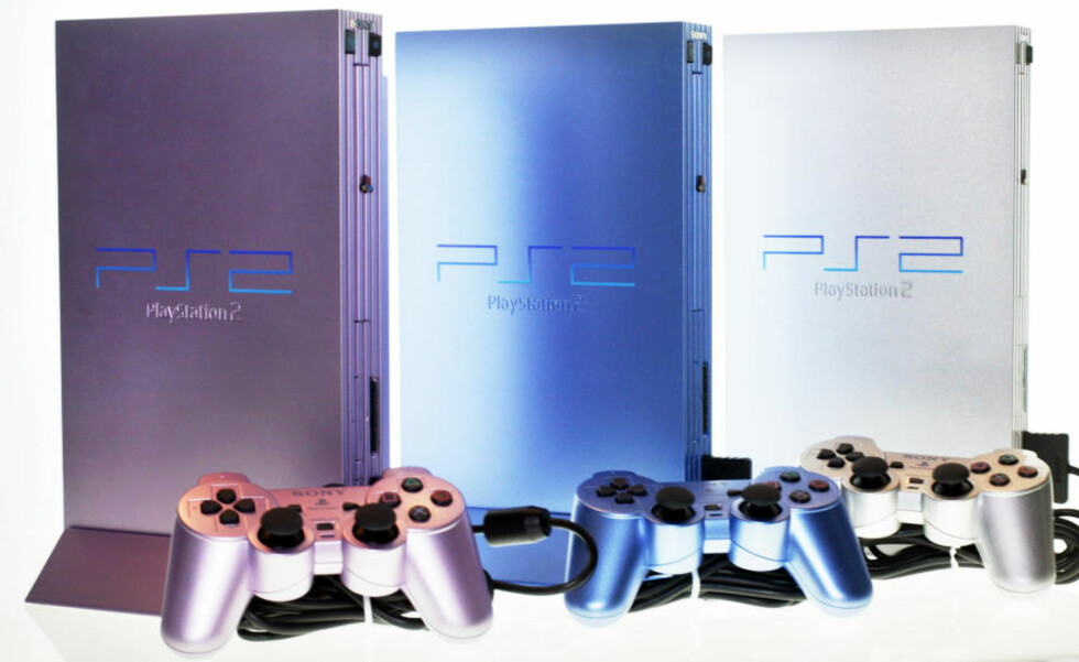 LEVER FORTSATT: Fra i morgen vil PlayStation 2 koste under tusenlappen. Foto: REUTERS/Toshiyuki Aizawa
