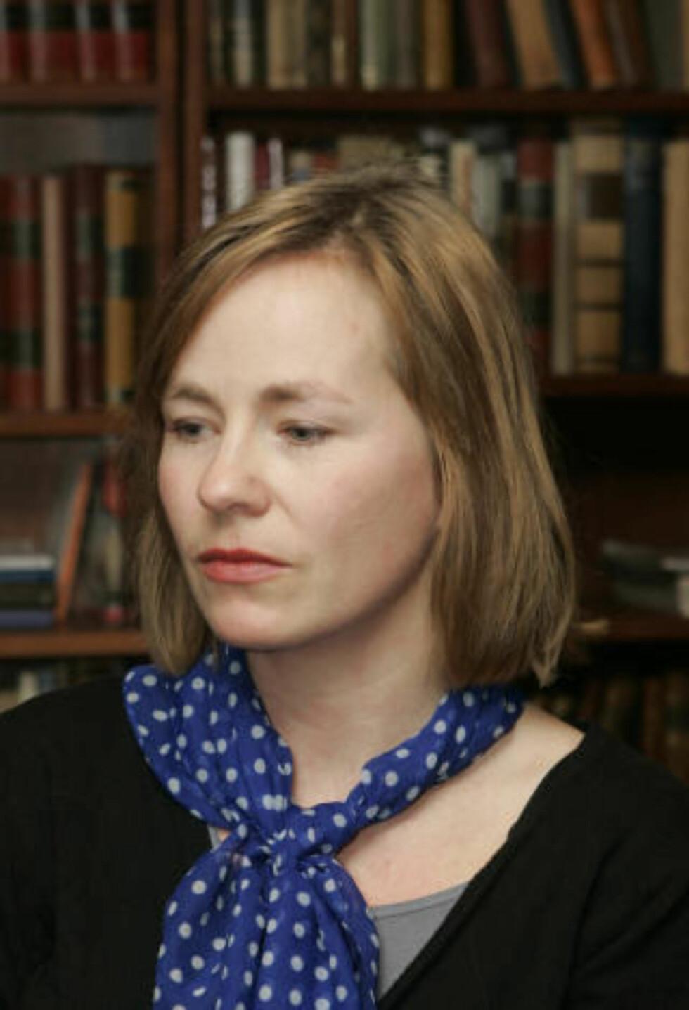 JURYMEDLEM: Trude Marstein ringte feil person. FOTO: SCANPIX