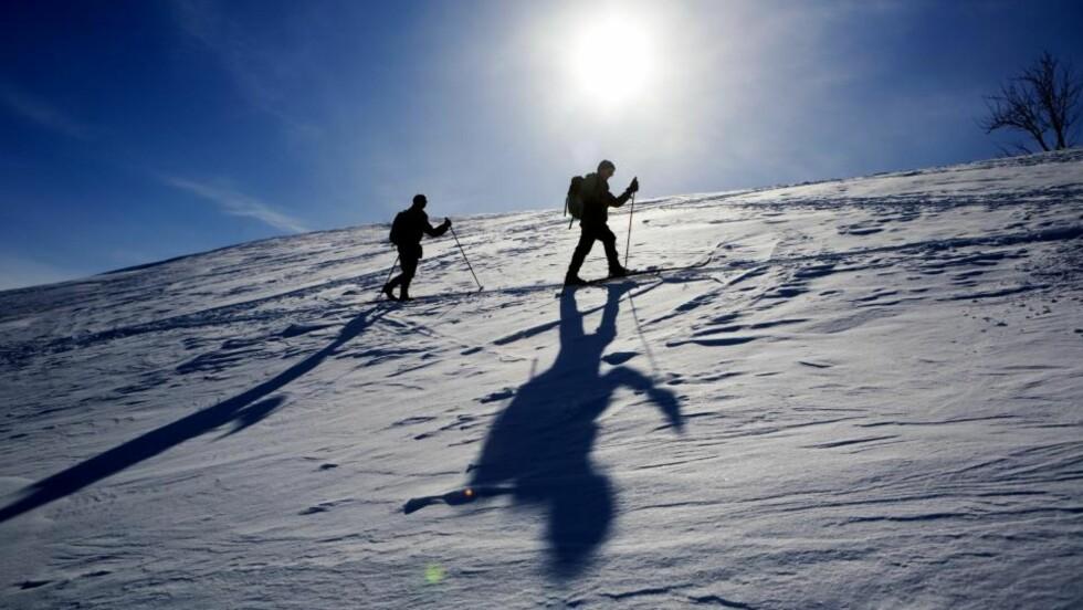 BLIR DET SLIK? Strålende sol, mye snø og flotte skiforhold har preget påsken i Sogn og Fjordane i fjor. Foto: Kyrre Lien / SCANPIX