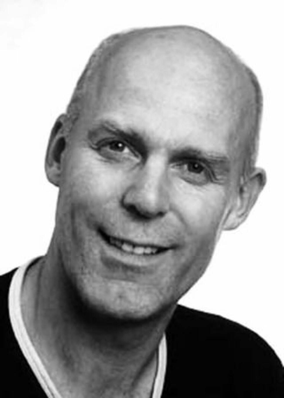 MÅTTE AVLYSE: Romfysikkprofessor Nikolai Østgaard (54) var i Aquila for å holde foredrag innen sitt fagfelt. Foredraget blir det ikke noe av. Foto: UNIVERSITETET I BERGEN