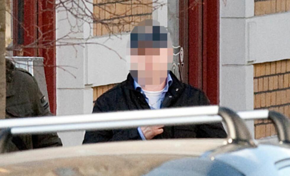 AVSLØRT: Dagbladet kunne søndag avsløre at den jødiske og norske etterretningsoffiser «David Weiss» i virkeligheten er en 45-år gammel bløffmaker bosatt på Frogner i Oslo. Foto: John Terje Pedersen / Dagbladet