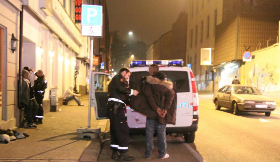 TATT: Ranerne prøvde seg på feil mann, sier den tidligere landslagsspillerens sjef gjennom 15 år til Dagbladet. Foto: Espen Hovde