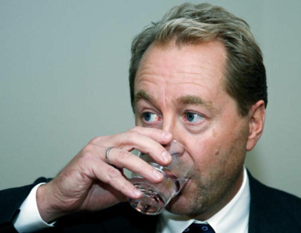 TAUS: Kjell Inge Røkke har så langt ikke uttalt seg om det omstridte interne salget i Aker-systemet.