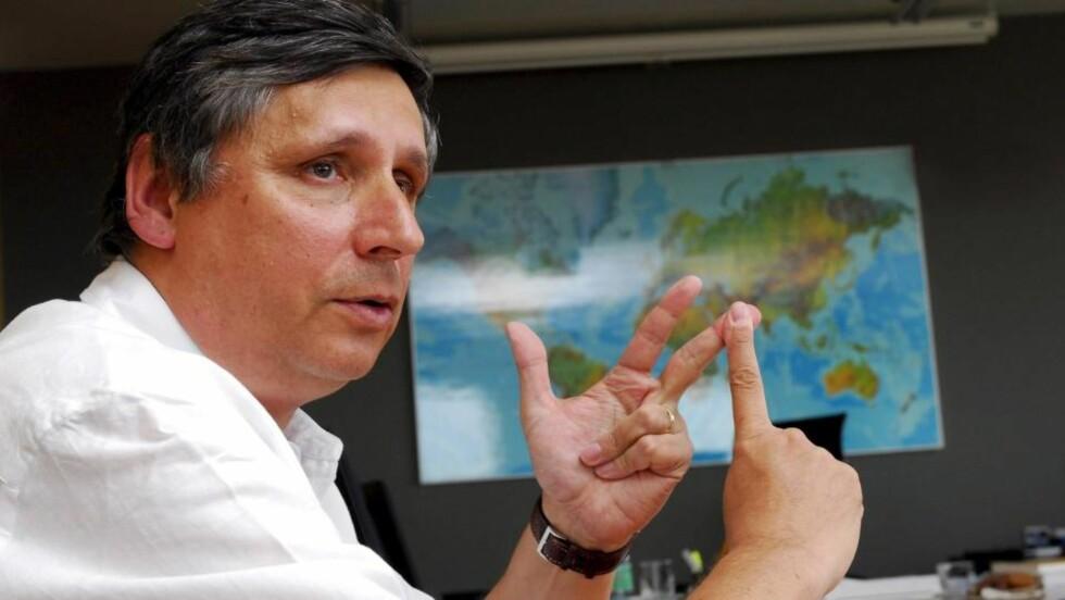 INN: Jan Fischer blir i morgen utpekt som ny statsminister i Tsjekkia. Foto:  EPA/STR/SCANPIX