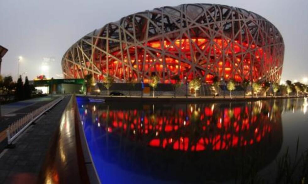 FUGLEREDET FERDIG: Fjorårets OL i Beijing blir karakterisert som tidenes beste. Foto: Cornelius Poppe / SCANPIX